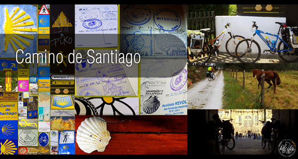 Camino de Santiago / The Way of St. James